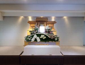 白木祭壇45プラン