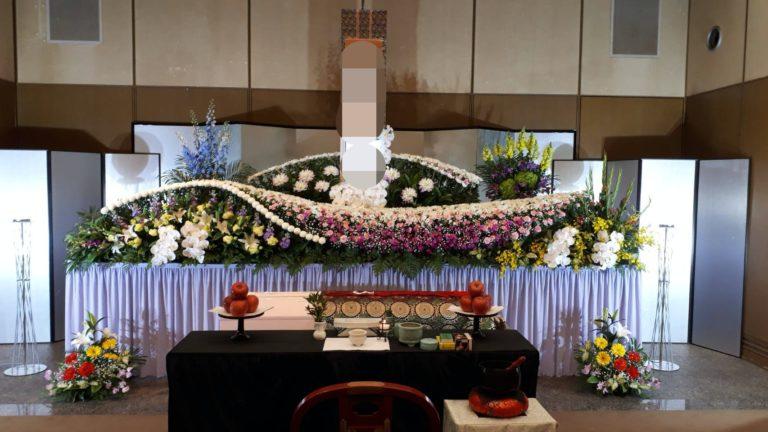 北斎場 家族葬 0227