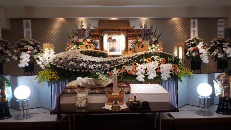 大阪市 生野区 家族葬 ファミリーホール絆